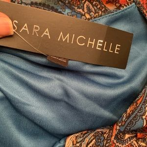 Sara Michelle Tops - Sara Michelle multicolor tunic